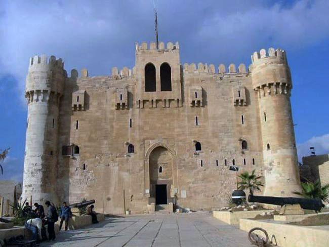 قلعة صلاح الدين الأيوبي الرائعة