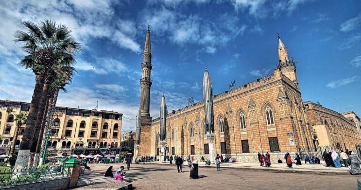 مسجد الامام حسين