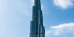 برج خليفة أطول برج في العالم بـ 828 متراً وأرقامه القياسية
