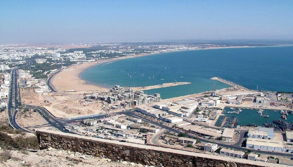 السياحة في أغادير